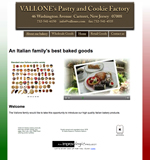 Vallone's Pastry and Cookie Factory